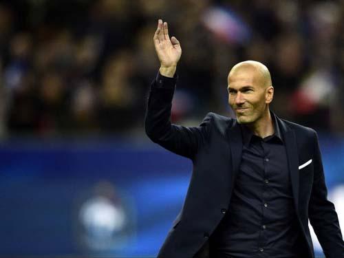 Ini Dia Jagoan Zidane dalam Ballon d'Or