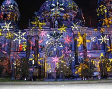 Festival of Light Membuat Kota Berlin Terlihat Indah Bercahaya