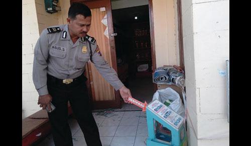 Isi Kotak Amal di Salah Satu Toko Sanjai di Bukittinggi Raib, Polisi Masih Mencari Pelaku