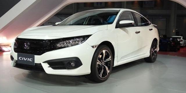 Honda Temukan Masalah Pada Civic Model 2016