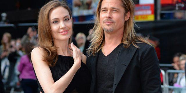 Meski Sudah Cerai, Angelina Jolie dan Brad Pitt Kembali Memanas
