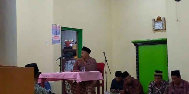 Tim Ramadhan Nagari Pasilihan Kunjungi Pertama Kali Musholla Nurul Ikhlas Jorong Sawah Luar