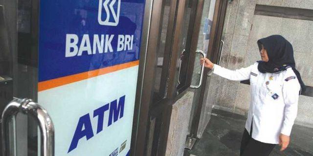 Transfer Sesama BRI di 160 ATM BRI Kini Kena Biaya Rp 1.000