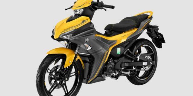 Harga Rp 31 Jutaan, Yamaha MX King 155 VVA Limited Version Meluncur