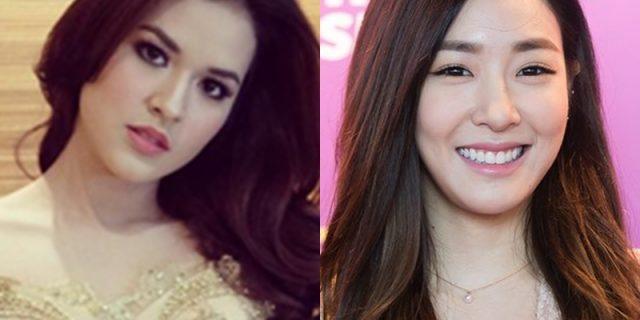 Setelah Raline Shah dan Seungri Big Bang, Kini Raisa dan Tiffany SNSD Pamerkan Kedekatannya